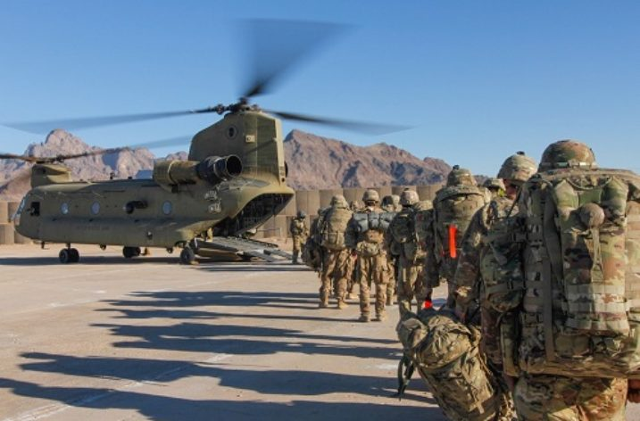 Escape from Responsibility: The U.S. is looking for a way out of Afghanistan