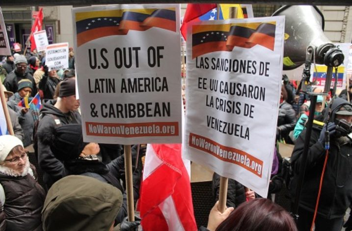 America, Russia and Caribbean Politics