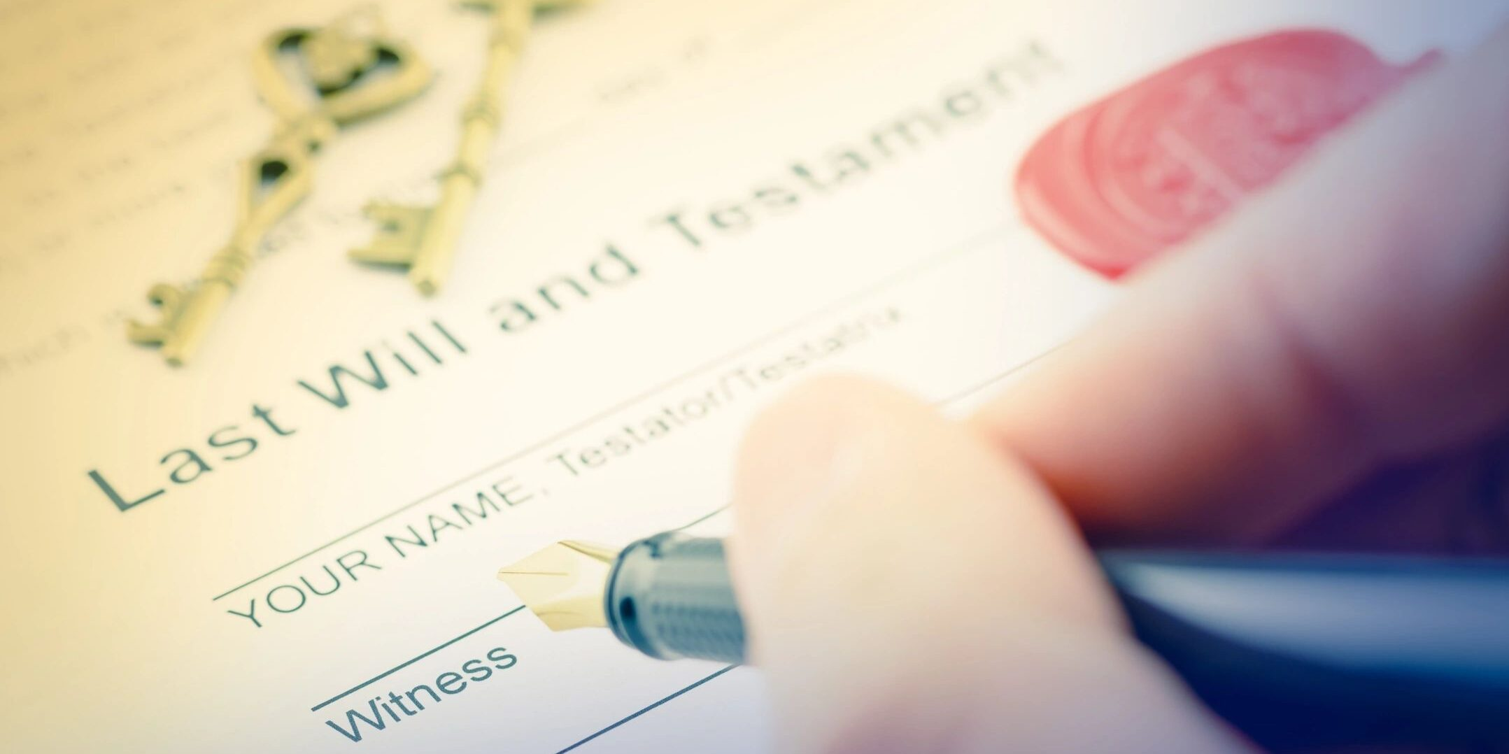 Last Will and Testament and Power of Attorney