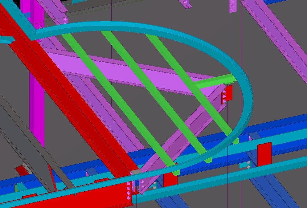 Steel, Steel detailing, Structural Steel