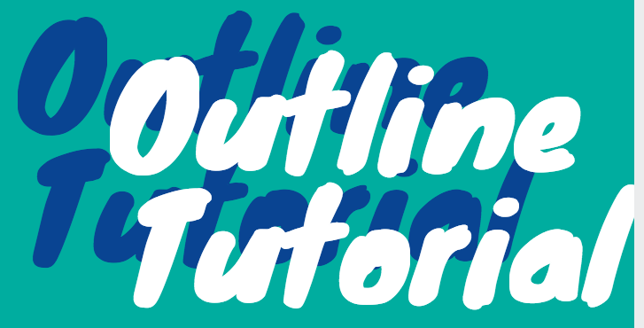 How to Easily Outline Text in Canva: With Video Tutorial