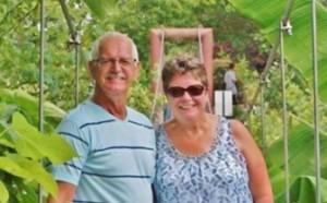Bob & Cheryl Houser
