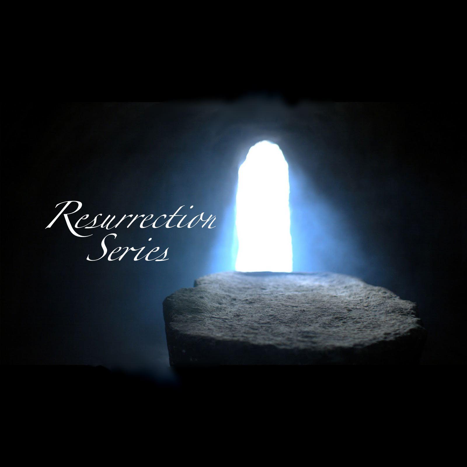 4-20-14 Resurrection Series: My Restoration