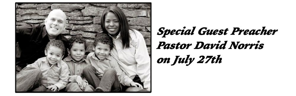 7-27-14 Special Sundays:  The Lord's Prayer
