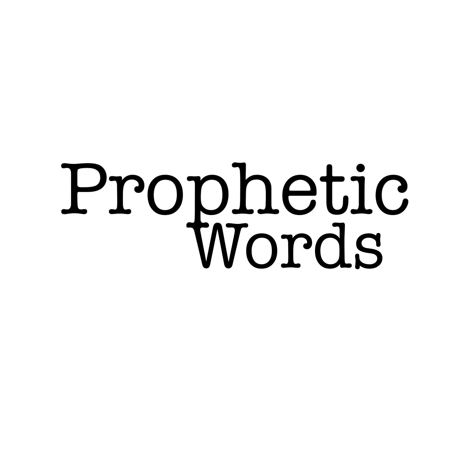 10-12-14 Prophetic Word:  Breakthrough and Deliverance