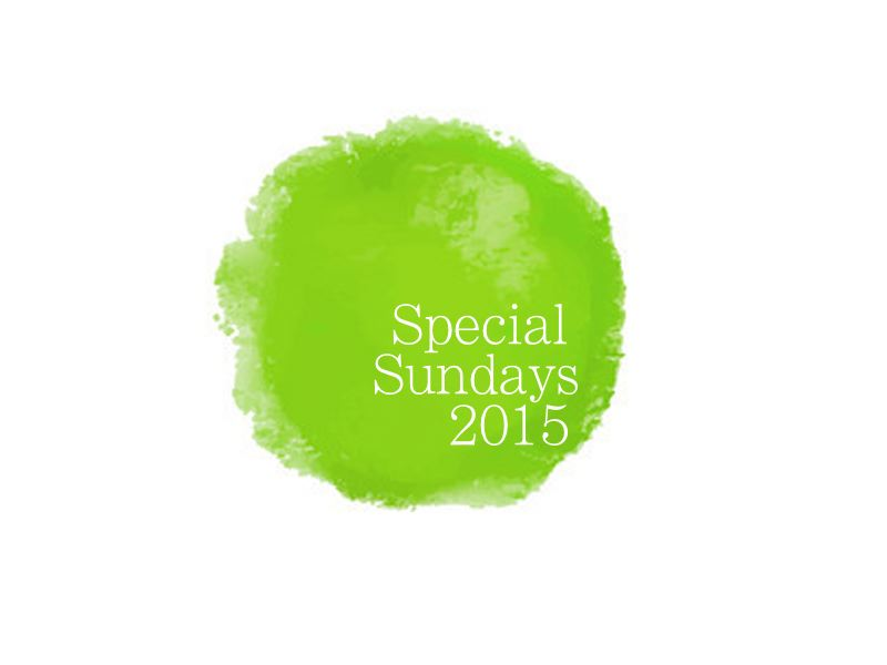 Special Sundays 2015 | The Gospel by Dale Stoll