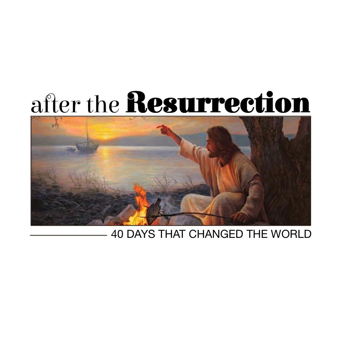 After the Resurrection: Two Events that Changed Everything