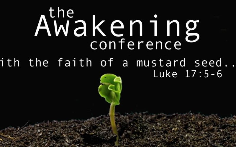 Awakening Conference 2017 – Session 3 (Sunday Morning)