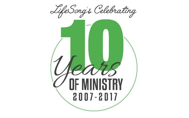 10 Years in Ministry Celebration