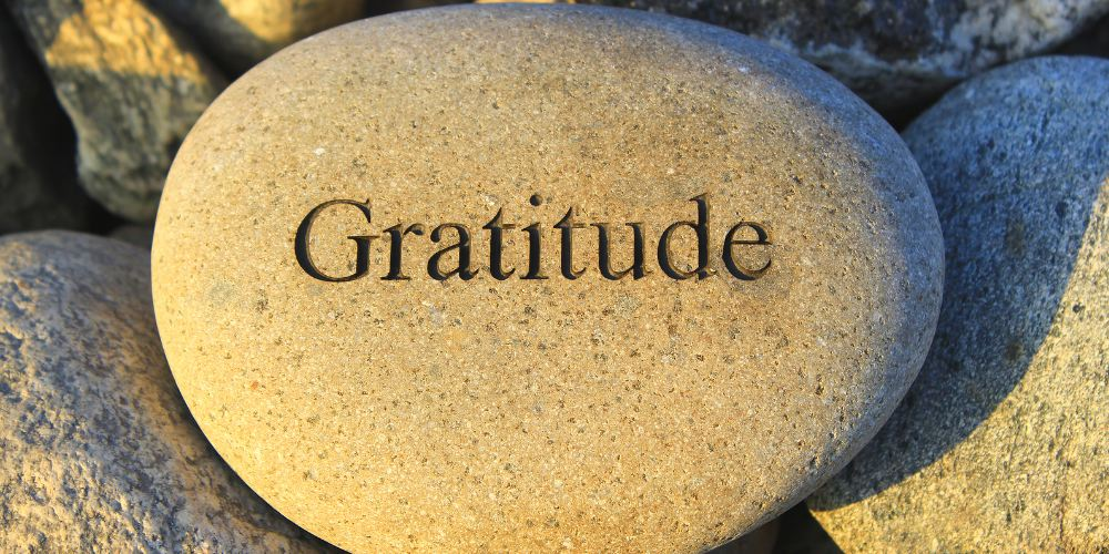 An Attitude of Gratitude (Pardon the Platitude)