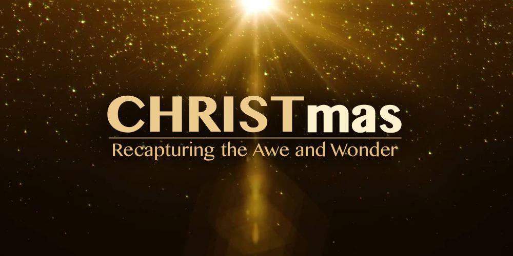 CHRISTmas: Jesus Before Jesus