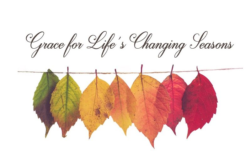 Life's Changing Seasons: Don't Give up on God