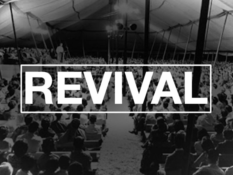 Revival: Come to Jesus! (and deal with your sins)