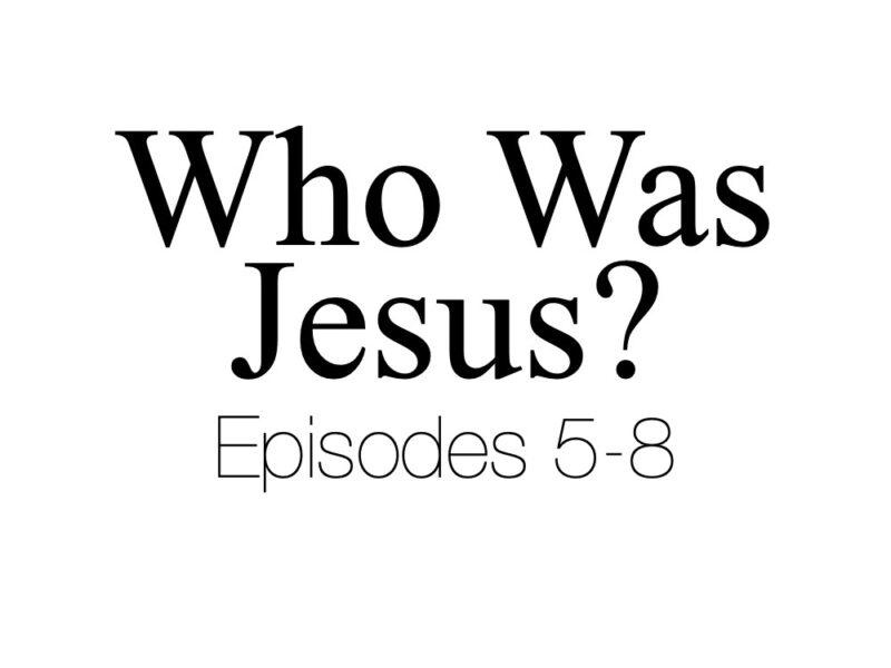 Ep.  7 – Luke's Jesus   Greater Devotion