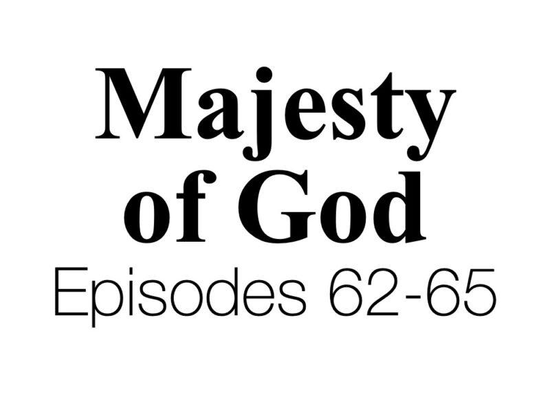 Ep. 65 – The Testimony of Jesus' Majesty | Greater Devotion