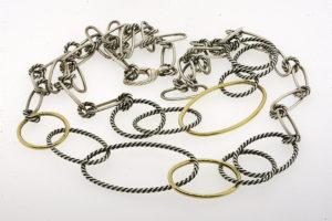 Ippolita Sterling 18k necklace 1