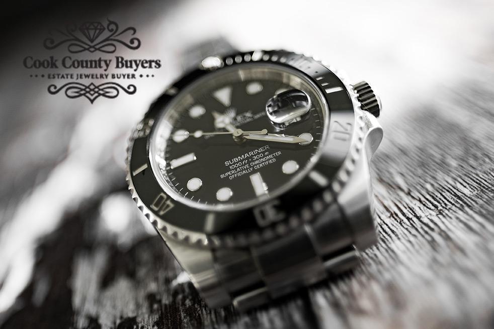 rolex watch buyer