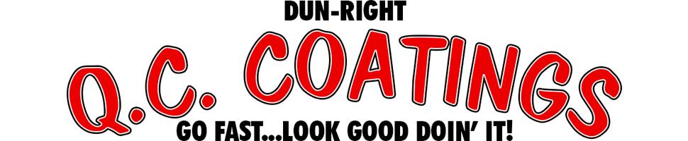 Dun-Right QC Coating
