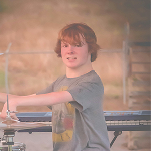 Grant the Drummer