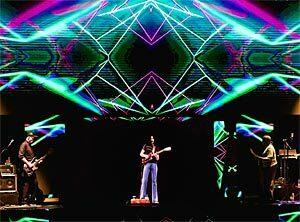 Frank Zappa Hologram Tour