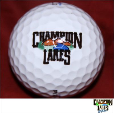 Champion Lakes Golf Ball
