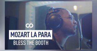 Mozart La Para - Bless The Booth (Freestyle)