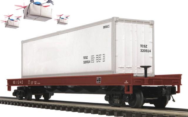 Autonomous electric railcars