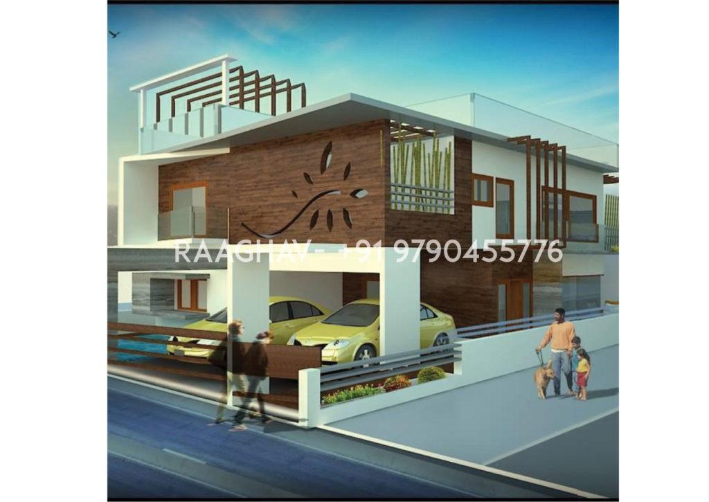 aplusr modern elevation contemporary design
