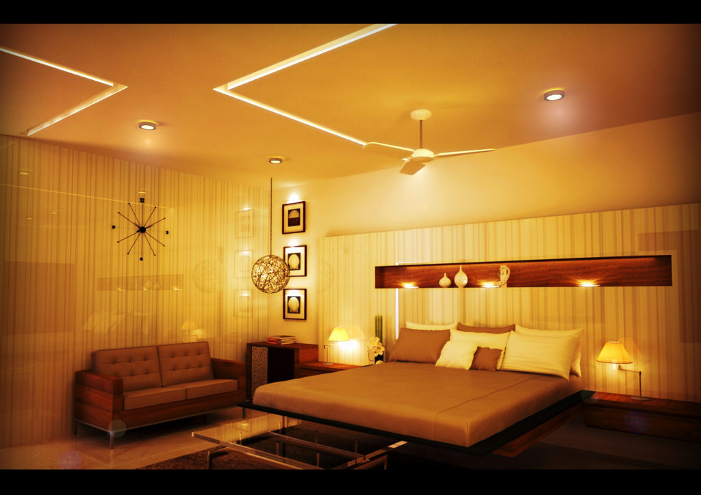 modern interior design in coimbatore