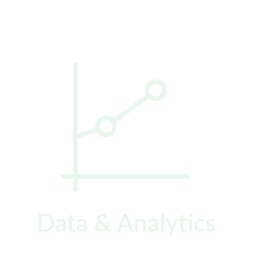 data and analytics icon