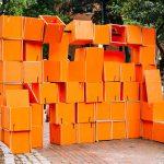 Occupied Wall by Christian A. Prasch