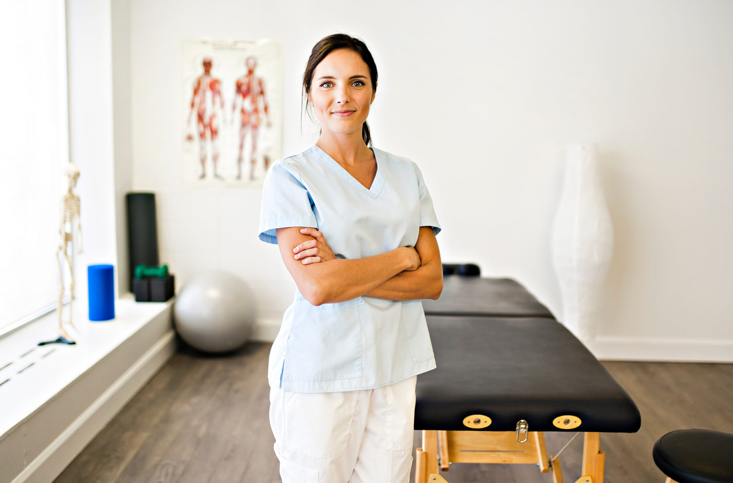 what makes a good physical therapist
