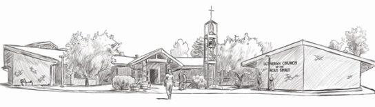 Lutheran Church of the Holy Spirit  – 6400 S. University Blvd. Centennial, CO 80121