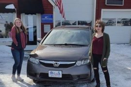 New Owner 2011 Honda Civic The Twins - Copy