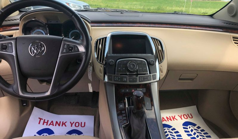2013 Buick Lacrosse CX full
