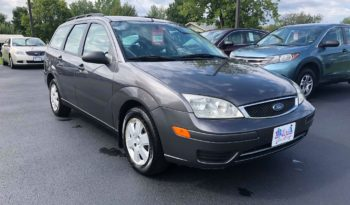 2007 Ford Focus SE Wagon full