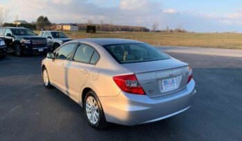 2012 Honda Civic EX full