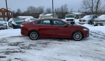 2014 Ford Fusion Titanium full