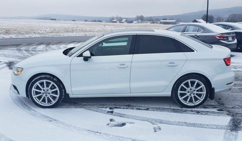 2015 Audi A3 Quattro full