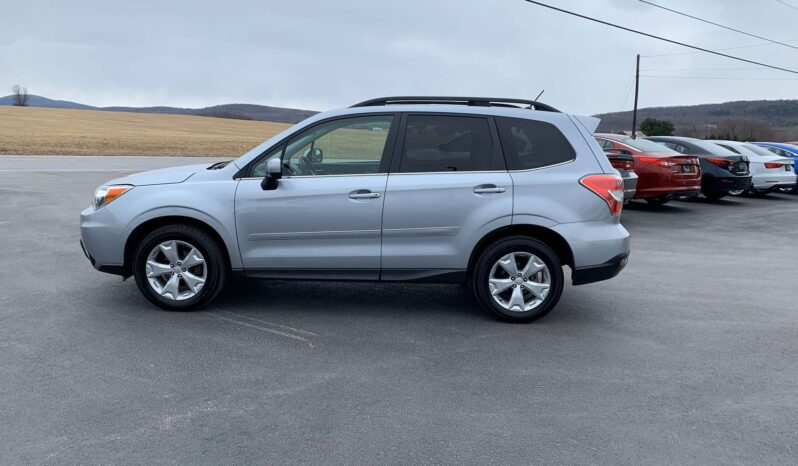 2014 Subaru Forester Limited full
