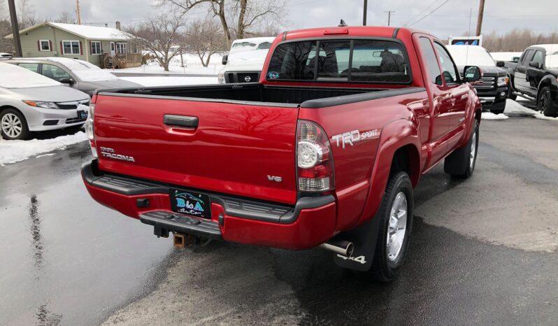 2015 Toyota Tacoma TRD Pro full