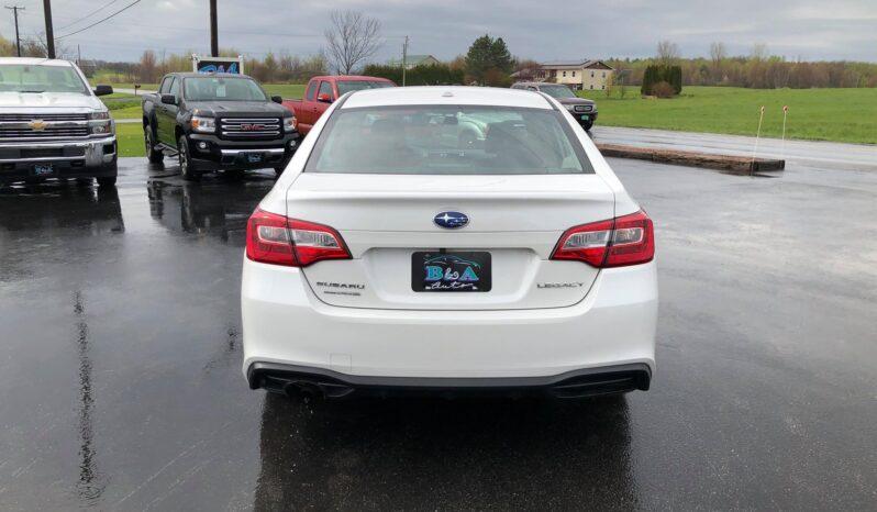 2019 Subaru Legacy full