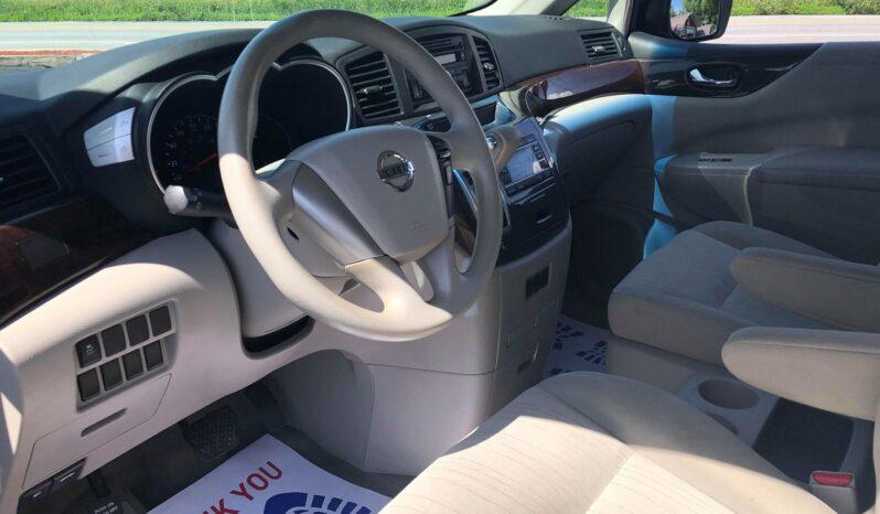 2012 Nissan Quest S full