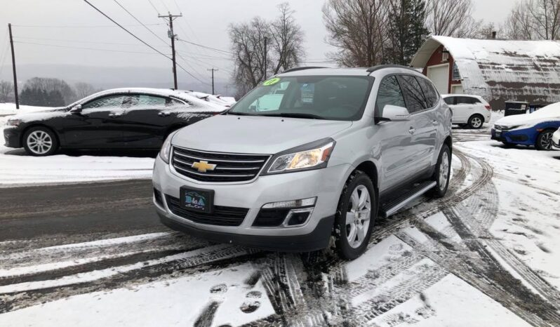 2017 Chevy Traverse LT full