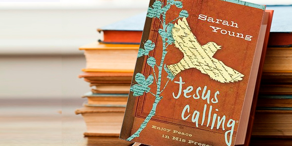 Jesus Calling, renewing your mind