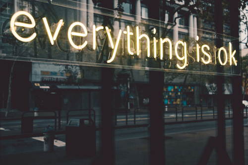 Inspire, Everything Is Okay