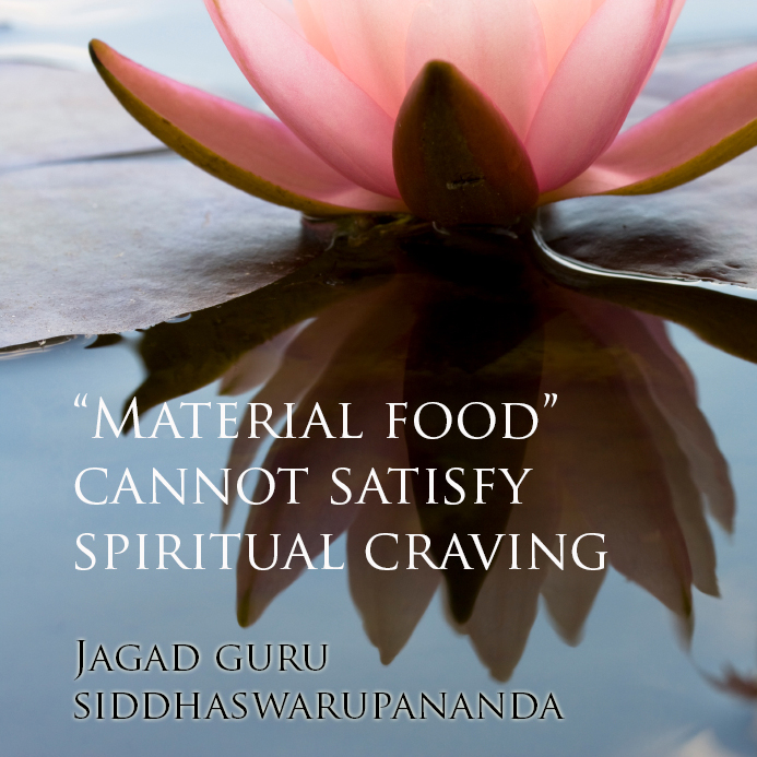 Feeding Your Spirit, Eat Three Meals A Day