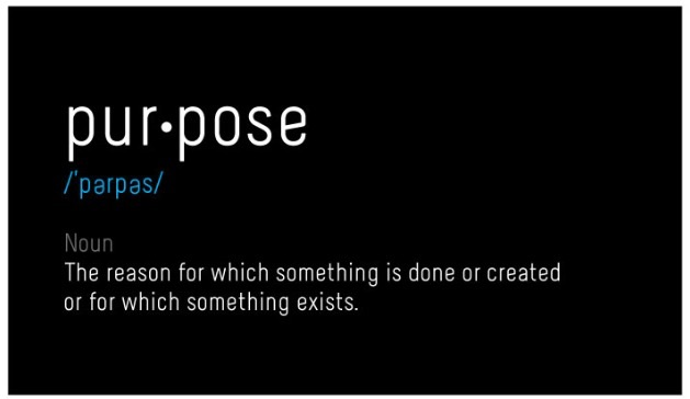 What is My Purpose?