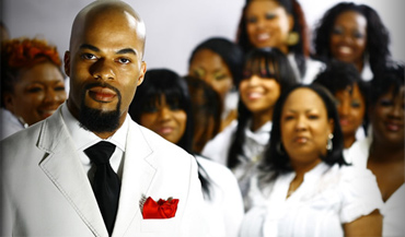 Mighty God, JJ Hairston and Youthful Praise