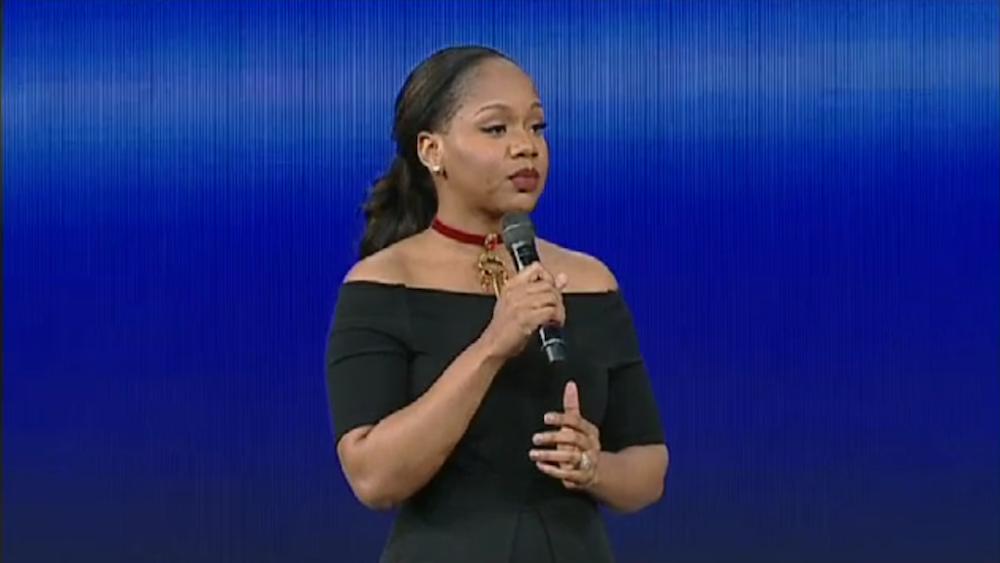 Nothing, Empty Handed, Pastor Sarah Jakes Roberts